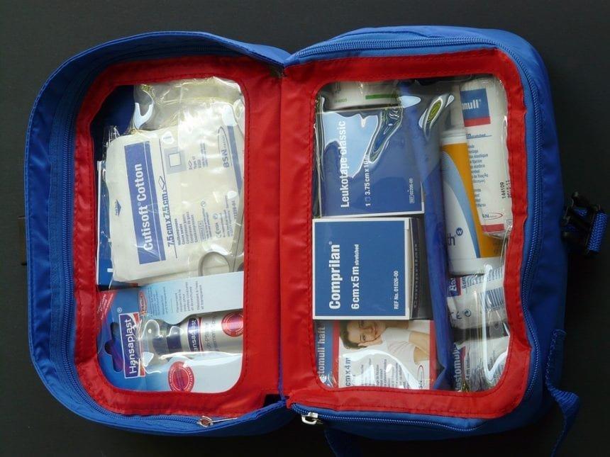 Selalu sedia obat-obatan. Image: pixabay.com