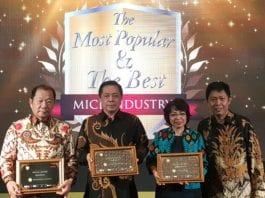 The Most Popular & The Best MICE Industry 2018