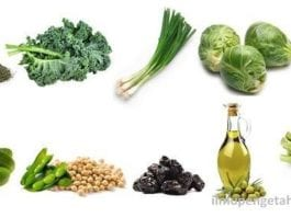 Bahan Makan Mengandung Vitamin K