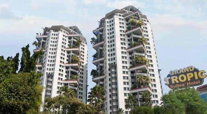 Grand Tropic Suites Hotel - Agoda